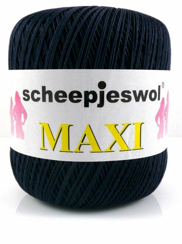 Scheepjes Maxi 210 - Donker Blauw