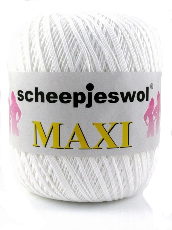 Scheepjes Maxi 106 - Wit