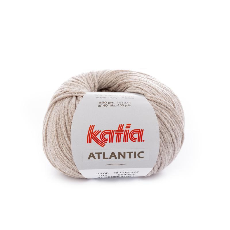 Katia Atlantic - 103 Notenbruin