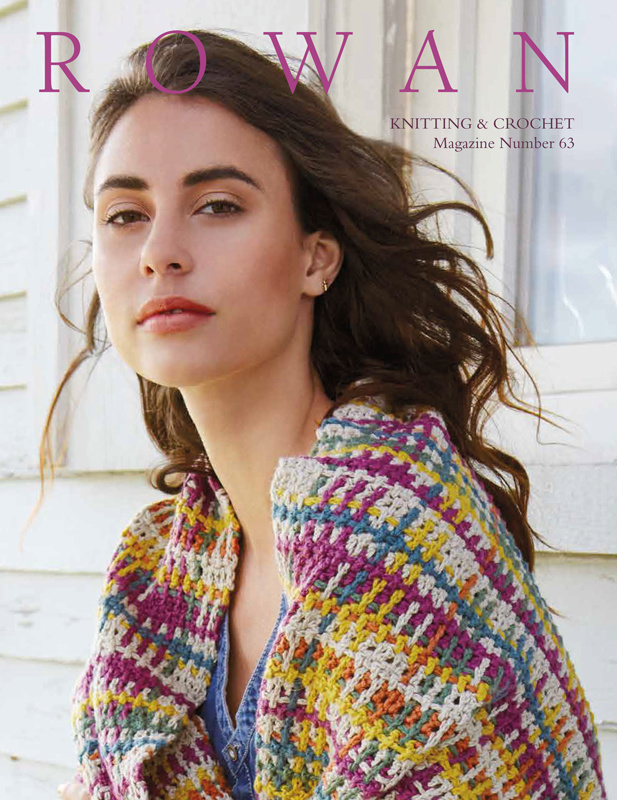 Rowan Knitting & Crochet Magazine Number 63 Lente/Zomer 2018