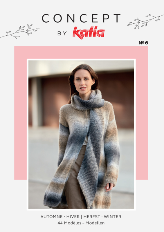 Katia Concept No. 6 Herfst/Winter 2018-2019