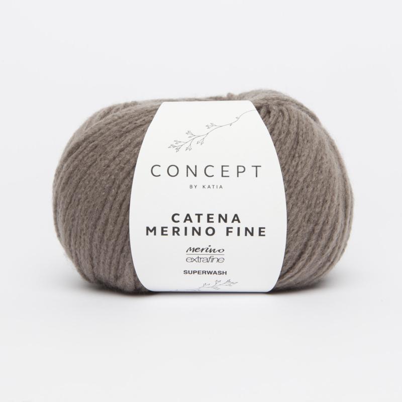 Katia Concept - Catena Merino Fine 258 Reebruin
