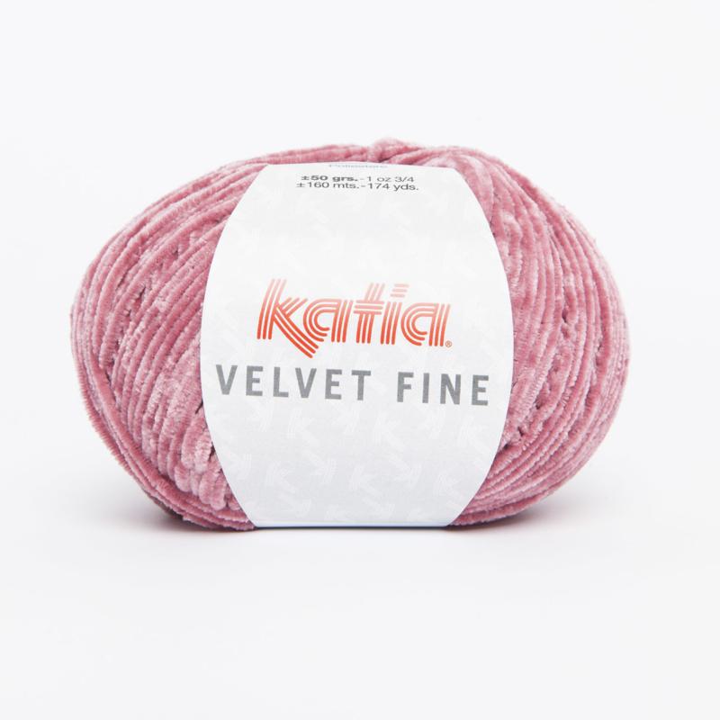 Katia Velvet Fine - 204 Beigerood