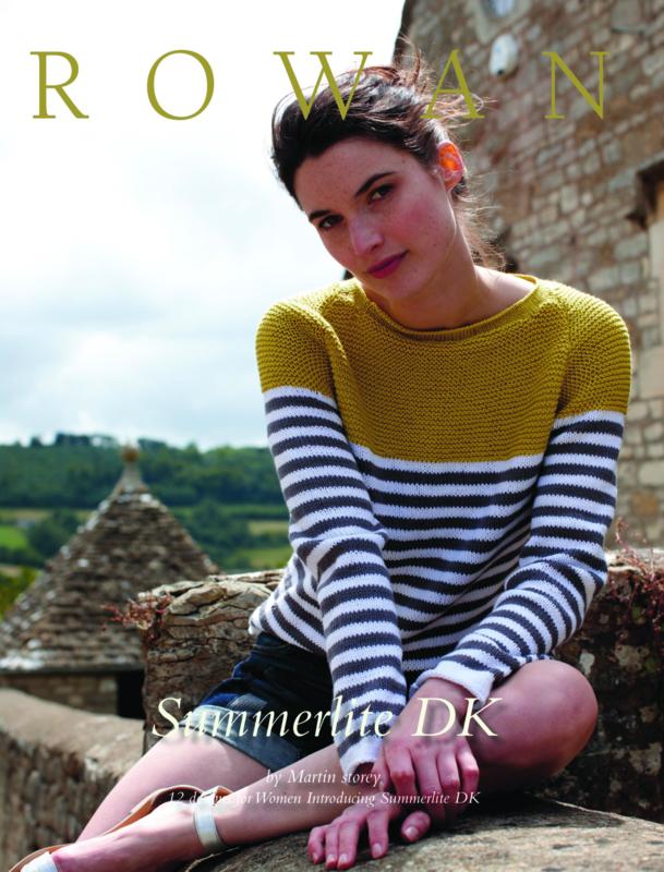 Rowan Summerlite DK Special