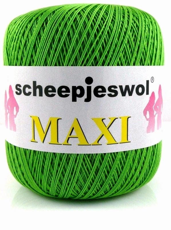Scheepjes Maxi 525 - Groen
