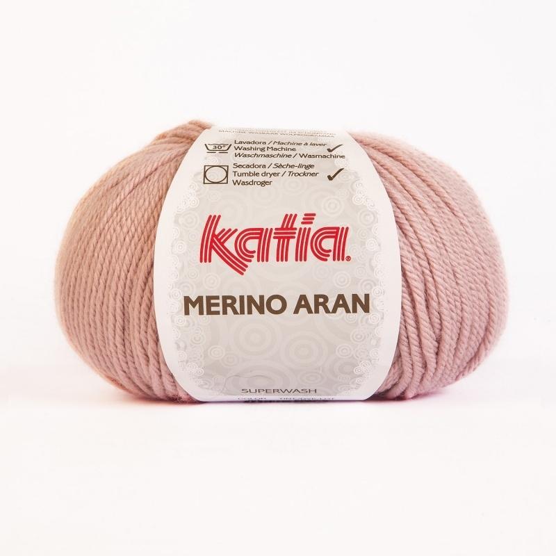 Katia Merino Aran 53 Licht Roze