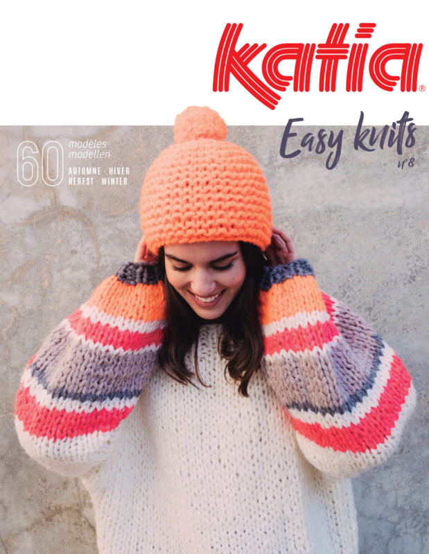 Katia Easy Knits No. 8 Herfst/Winter 2019-2020
