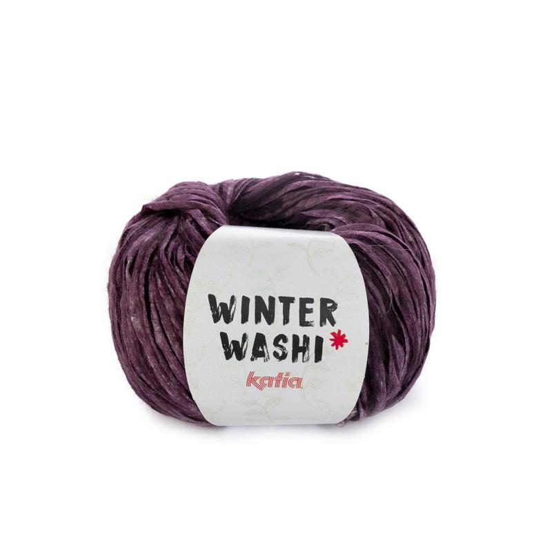 Katia Winter Washi - 214 Aubergine