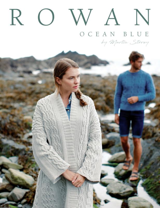 Rowan Magazine Ocean Blue