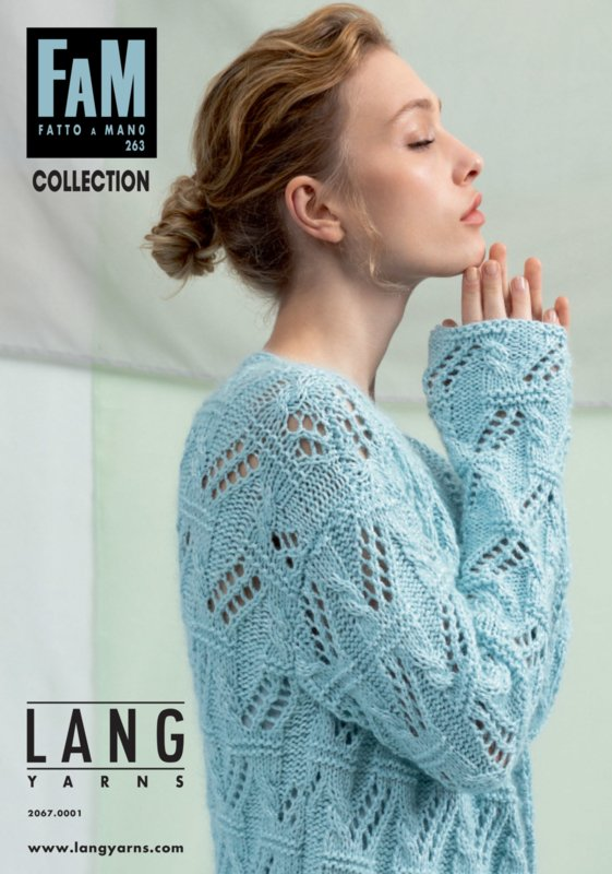 LANG FaM FATTO a MANO 263 Collection 2020