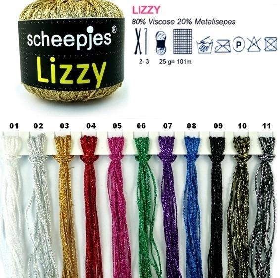 Lizzy kaart