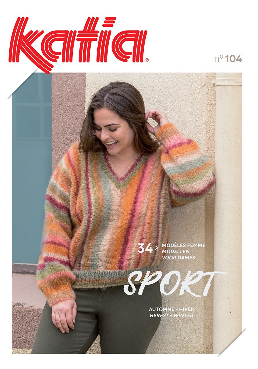 Katia Sport 104 projecten