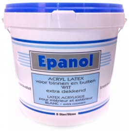 Epanol 5 L Acryl Latex WIT Bi/Bu