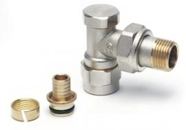 GK Haaks Voetventiel (16 x 2) O-ring