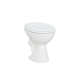 Creavit TP330.100 Staand Hoog Toilet (PK)
