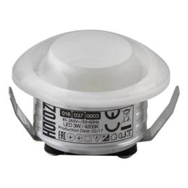 Rita 3W LED Inbouw Rond 4200K 0160370003