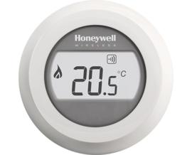 Honeywell Round Draadloos Kamerthermostaat T87RF2025 (geschikt voor Intergas RF)