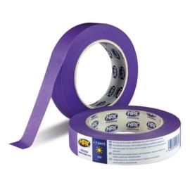 HPX PW2550 4800-25 Masking Tape 25mmx50m Fine Washi Paars