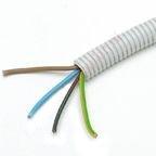 Preflex Pipelife 3 x 2.5mm2 + 1.5mm2 16mm Flexibelebuis met draad 100m.