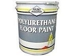 Paint Master Lichtgrijs RAL 7047 Vloercoating PU 20L / 1 Component