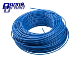 Donne VD Draad Blauw 2,5 mm2 100m.