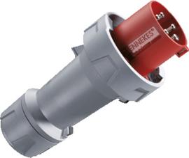 Mennekes 3325 CEE Contactstop | Stekker 5P/63A/400V