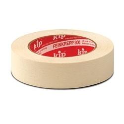 Kip 300-18 Masking Tape 18mm x 50m Schilderskwaliteit