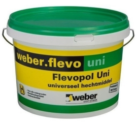 Weber Flevopol Uni 1L Hechtmiddel Wit Bi/Bu