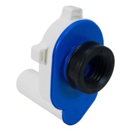 HAAS 6280 Urinoir Sifon ⌀50 Horizontaal