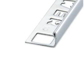 ELTEX Recht RVS Hoogglans 10 x 2700mm OX-E211210430 Tegelprofiel