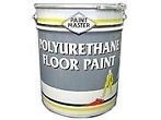 Paint Master Wit Vloercoating PU 20L / 1 Component