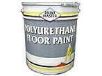 Paint Master Grijs RAL 7047 Vloercoating PU 5L / 1 Component