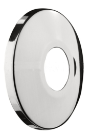 Kraanrozet Chroom 3/8 x 10 mm