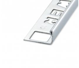 ELTEX Recht RVS Hoogglans 8 x 2700mm OX-E211010430 Tegelprofiel