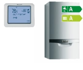 Vaillant ecoTEC Plus VHR 20-24 CW3 (A-label) + Chronotherm Touch TH8200G1004