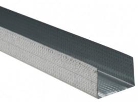 Metall Stud U-profiel staal 45/40 400cm