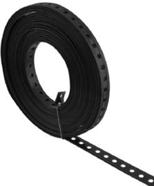 Montageband 14mm x 1,0 mm x 10m 900926 Geplastificeerd