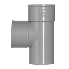 PVC Lijm T-stuk Ø32x32 mm M/M/S 90° 52946