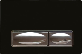 Creavit DESIGN Metaal / Glas Zwart GP4002.00