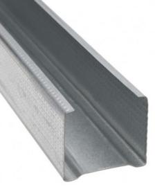 Metall Stud C-profiel staal 45/50 300cm