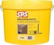 SPS Spachtelputz 2,0mm Bi 15 kg