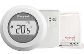 Honeywell Round Connected Draadloos ON/OFF Pakket Y87RFC2032