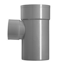 PVC Lijm T-stuk Ø110x40 mm M/M/S 90° 52960