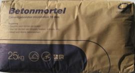 Cantillana Betonmortel C20/25 0-8 mm. 25KG