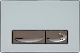 Creavit DESIGN Metaal / Glas Wit GP4001.00
