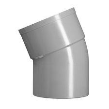 PVC Lijmbocht M/S 15° Ø125 mm 54403