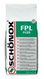 Schonox FPL Plus Egalisatie 25 kg