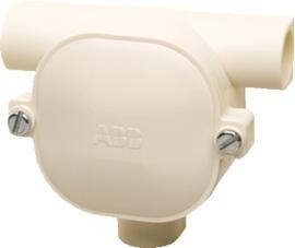 """ABB HAF Topdoos 5/8"""" 4206-D"""