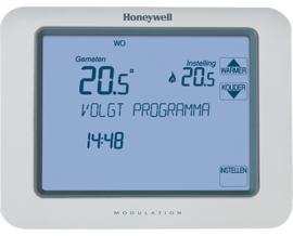 Honeywell Chronotherm Touch Modulation Klokthermostaat TH8210M1003