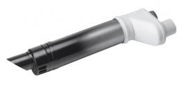 M&G 400453855 Alu. Conc. Geveldoorvoer L 600 mm / Ø 80-80 mm.